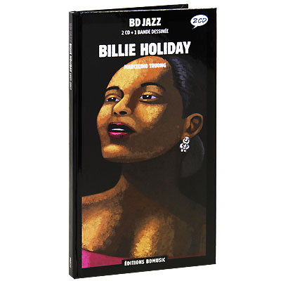 BD Jazz Billie Holiday 1937-1957 (2 CD) Серия: BD Series инфо 3885j.