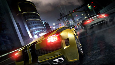 Need for Speed: Carbon Own The City Platinum (PSP) Серия: PSP: Platinum инфо 4787j.
